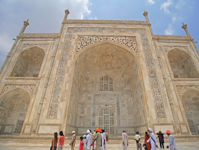 Day Trip to Agra