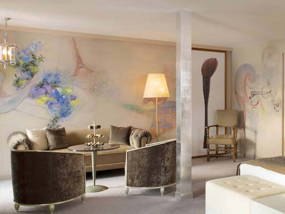 Artistic Inspiration at the Carlton Hotel St. Moritz St. Moritz  Switzerland