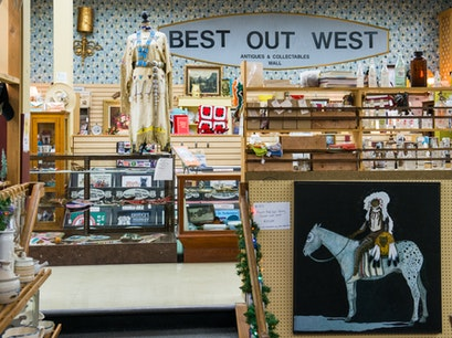 Best Out West Antiques Sheridan Wyoming United States