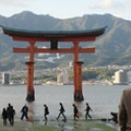 Itsukushima Shinto Shrine Hatsukaichi  Japan