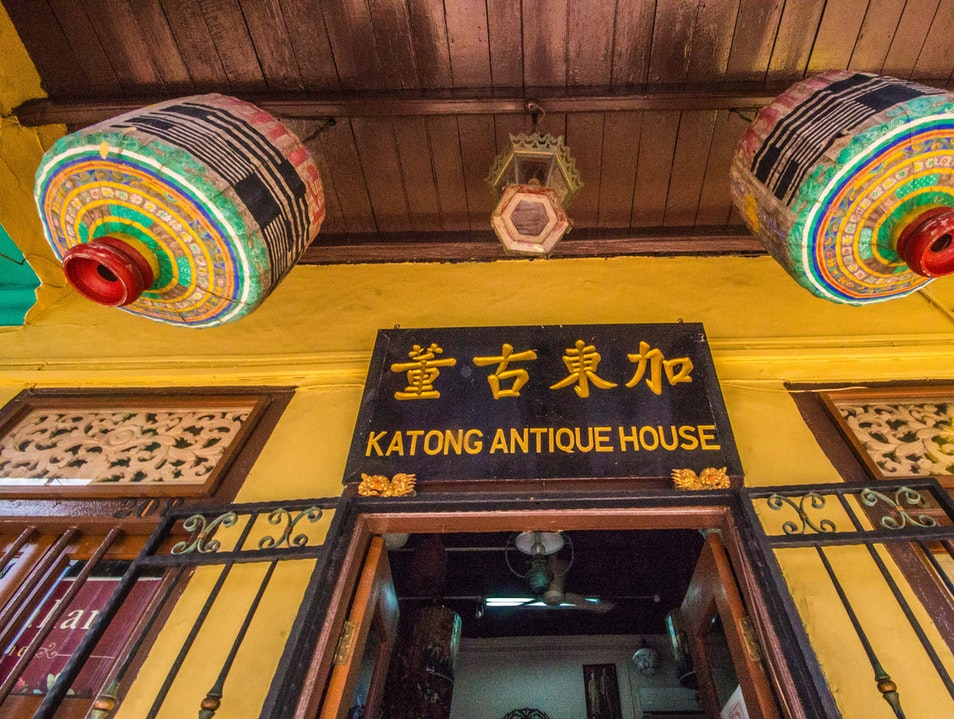 Peranakan Treasure Hunt Singapore  Singapore
