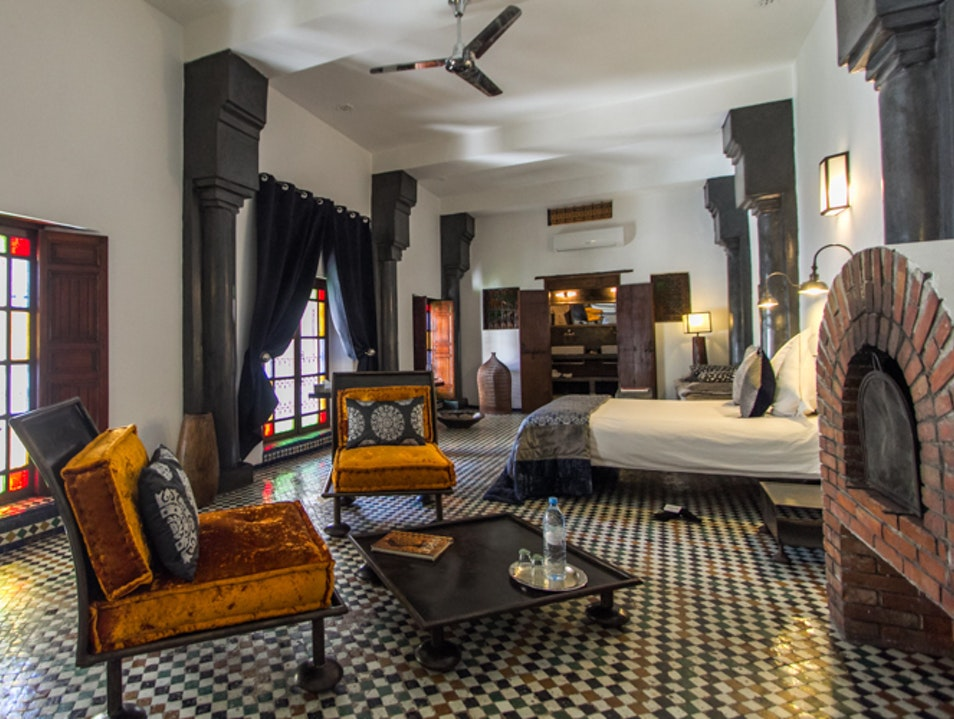Riad Laaroussa Hotel and Spa Fes  Morocco