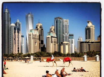 Rimal 2, Jumeriah Beach Residents Dubai  United Arab Emirates