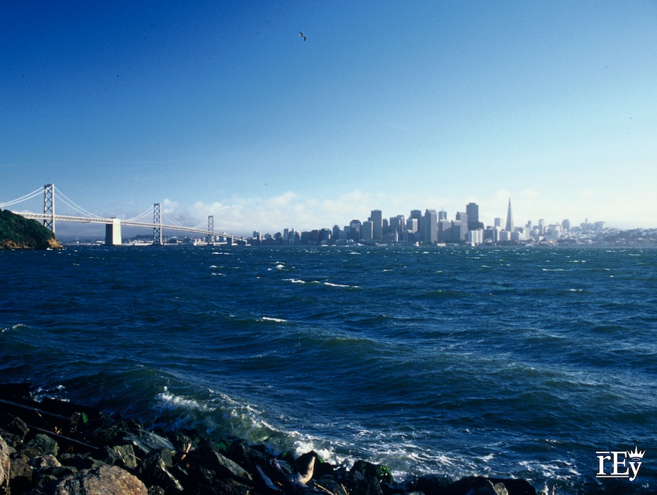 Visit Treasure Island for a Panoramic View of San Francisco San Francisco California United States