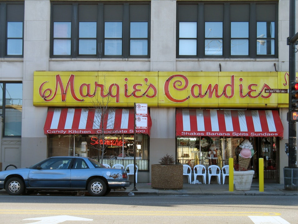 Chicago's Oldest Candy Shop Chicago Illinois United States