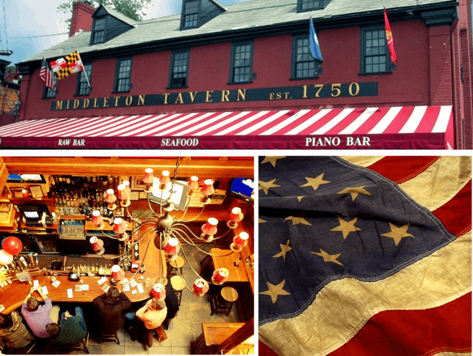 History Meets Beer at Middleton Tavern Annapolis Maryland United States