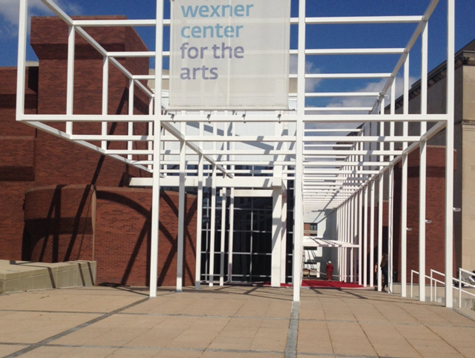 Wexner Center for the Arts Columbus Ohio United States