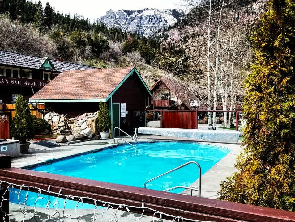Twin Peaks Lodge & Hot Springs Ouray Colorado United States