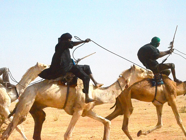 Akoubounou's Shiriken Festival: Preserving Tuareg Culture