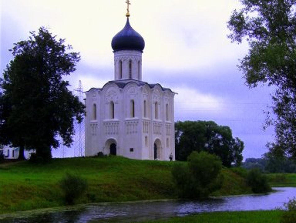 Waterside Church Voronezh  Russia