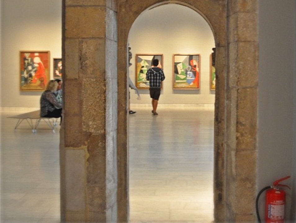 Lovely Museum For Picasso and Art Fans Barcelona  Spain