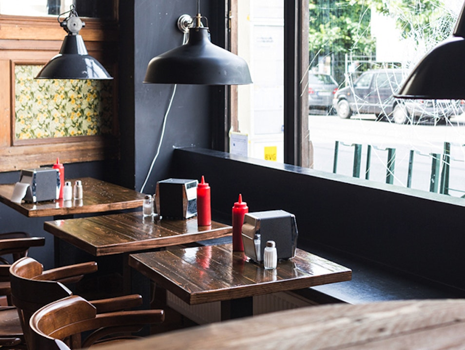 Tommi's Burger Joint Berlin  Germany