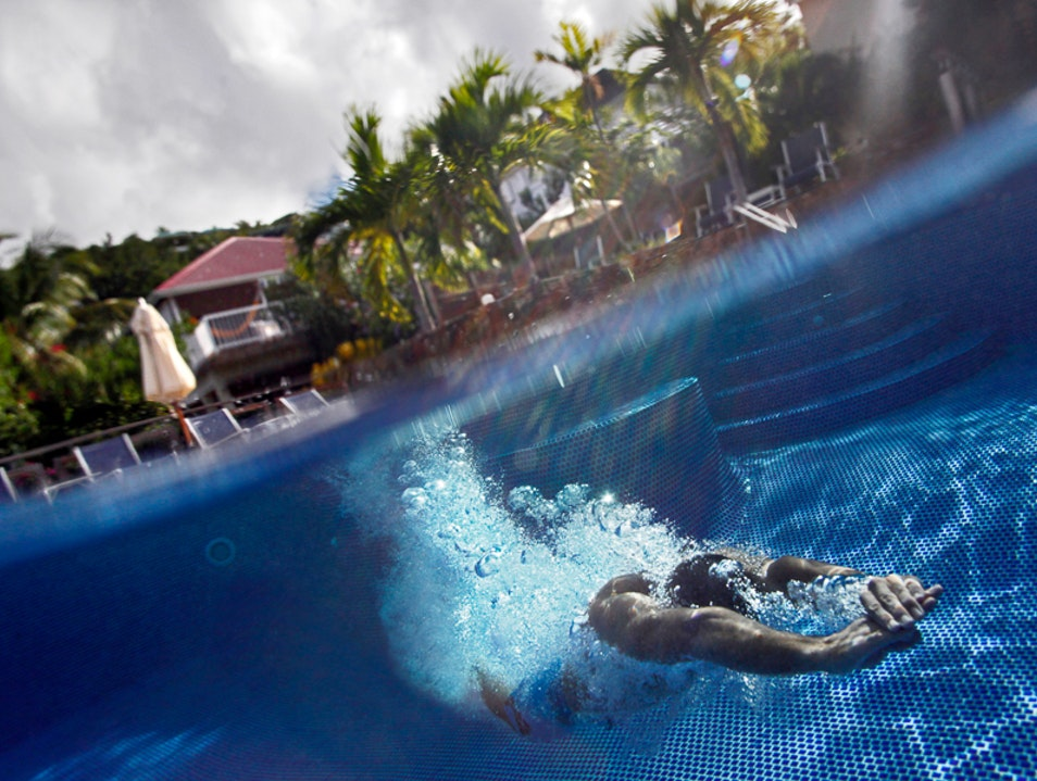 Take the Plunge at LeVillage   Saint Barthélemy