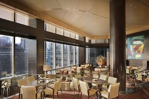 Lobby Lounge at Mandarin Oriental, New York