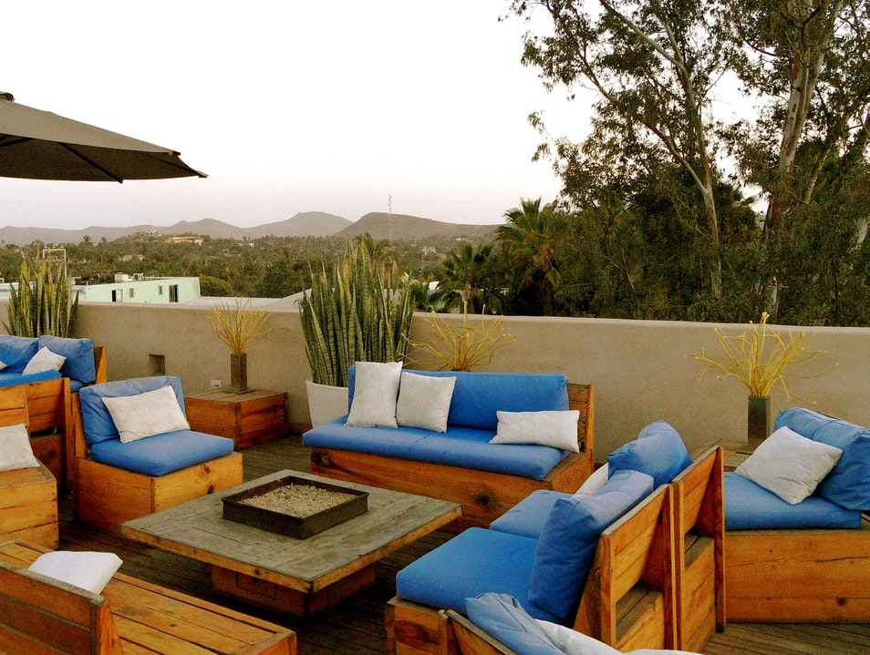 Great hotel for catching your breath Todos Santos  Mexico