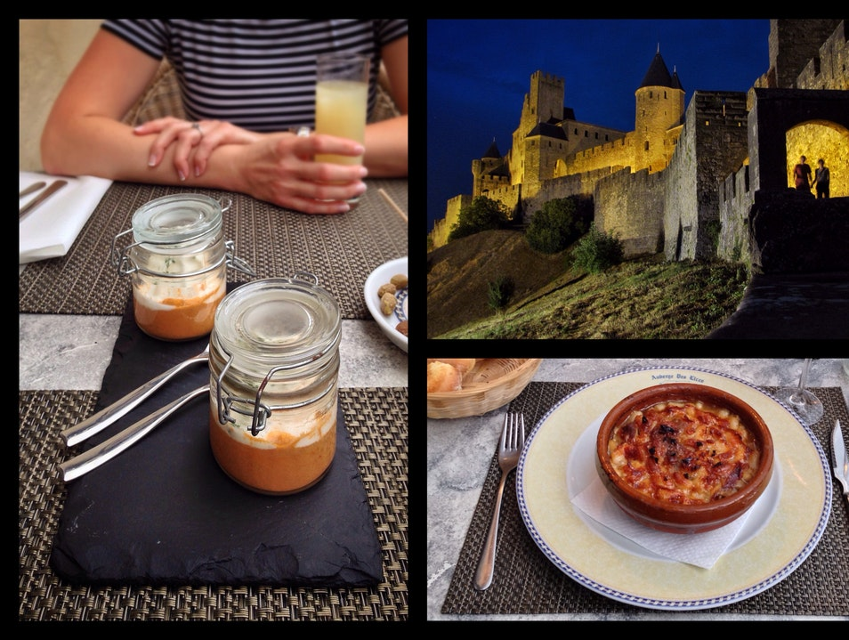 Cassoulet in Carcassonne