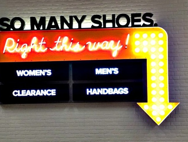 Chicago = Shoe Shopping Extravaganza