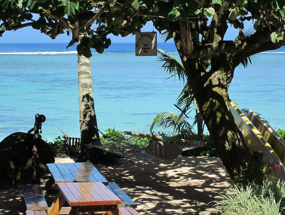 Cook Islands Paradise Arorangi  Cook Islands