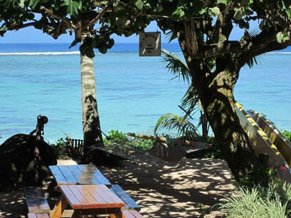 Rarotonga Arorangi District  Cook Islands