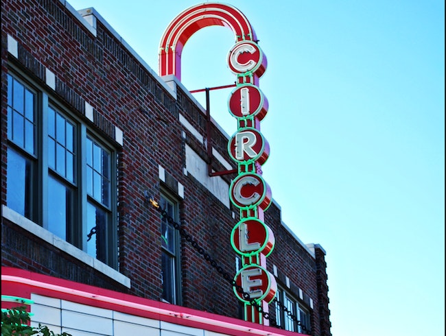 Circle Cinema - Tulsa