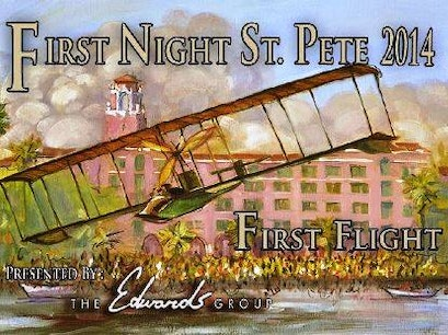 First Night St Petersburg St. Petersburg Florida United States