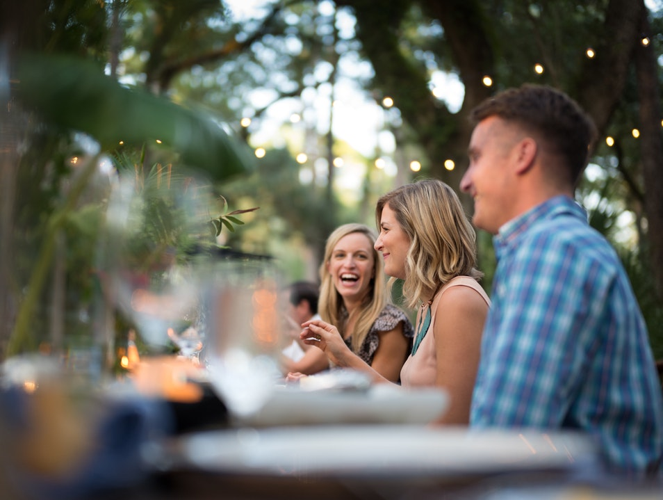 Dine on Lowcountry Favorites