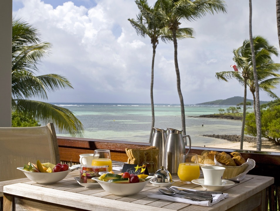 Decadent Indulgence at Intimate Boutique Hotels Le François  Martinique