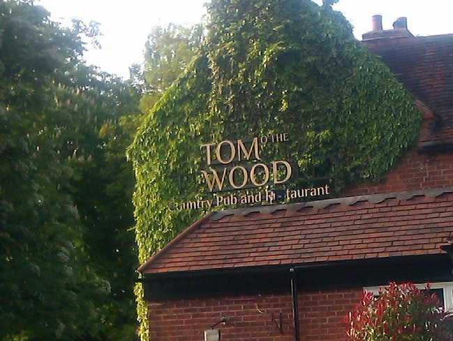 Tom O The Wood- A Lovely Canalside Pub