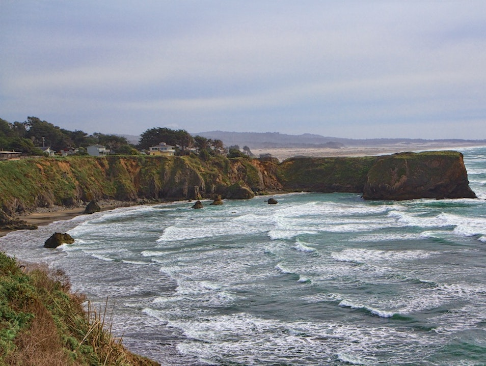 Drive Mendocino's Lonely Coast Westport California United States