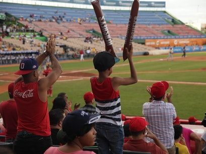 Cheer on the Home Team   Dominican Republic