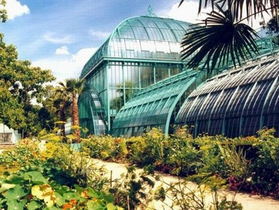 Discover the Botanical Gardens in the 16th Arrondissement