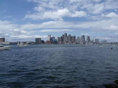 Boston Harbor Boston Massachusetts United States