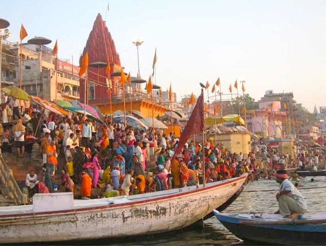 Colors of the Ganges