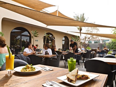 Lime Tree Café & Kitchen Dubai  United Arab Emirates
