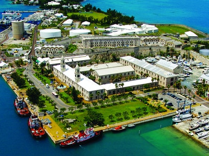 Royal Naval Dockyard St. George  Bermuda
