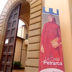 Monument of Francesco Petrarca