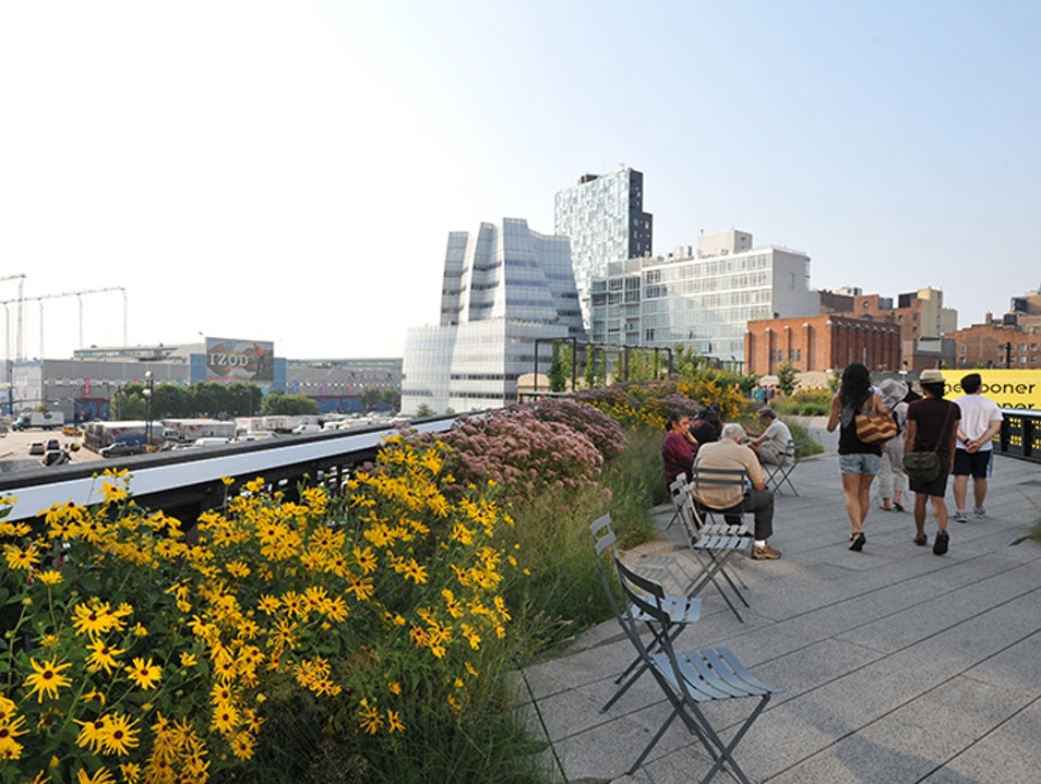 The High Line New York New York United States