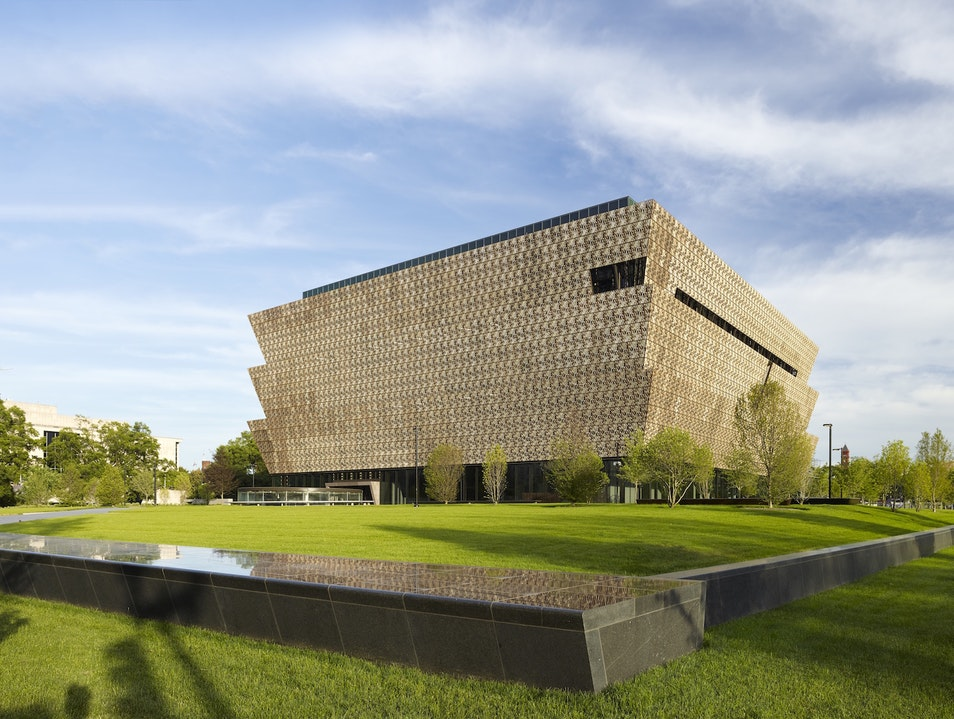 National Museum of African American History and Culture Washington, D.C. District of Columbia United States