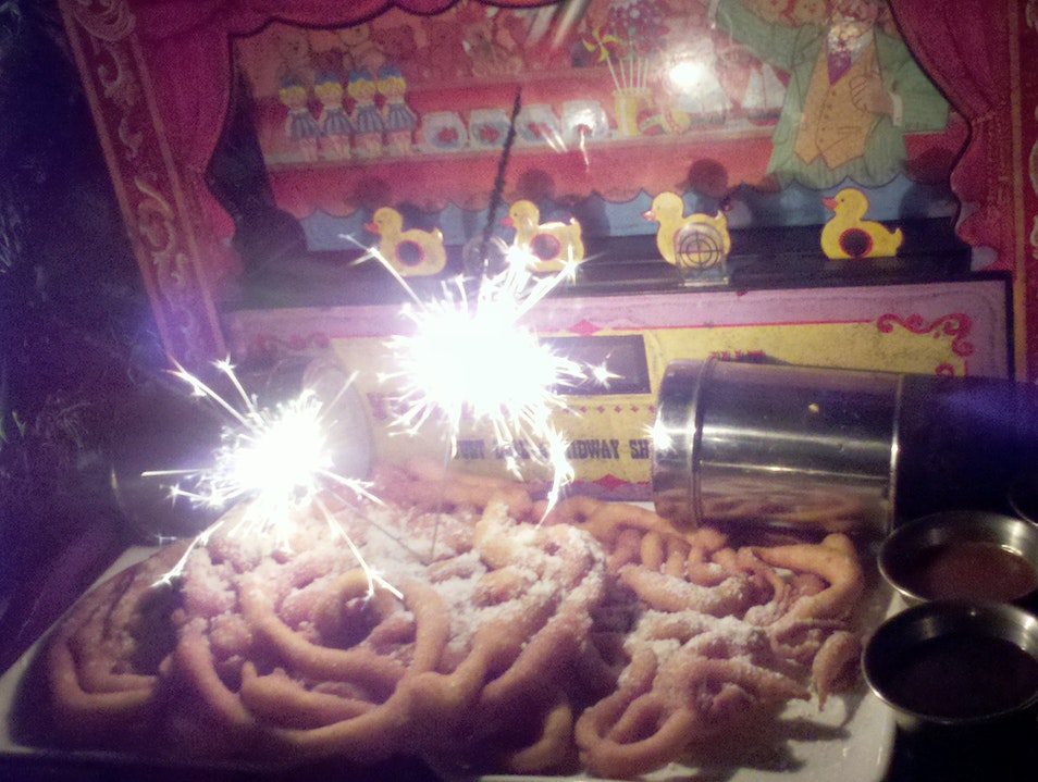 The Funnel Cakes