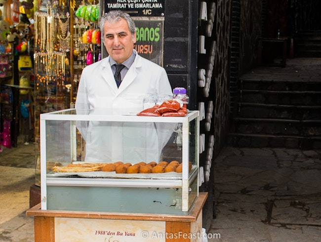 "Istanbul's ""number one street food"""