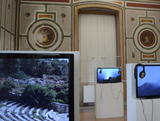Contemporary Art in Villa Croce