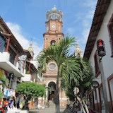Downtown Puerto Vallarta