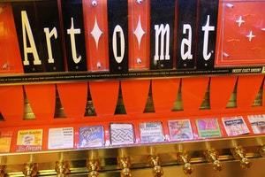 Art-o-Mat at The Cosmopolitan of Las Vegas