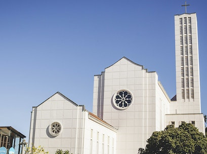 Waiapu Anglican Cathedral Napier  New Zealand