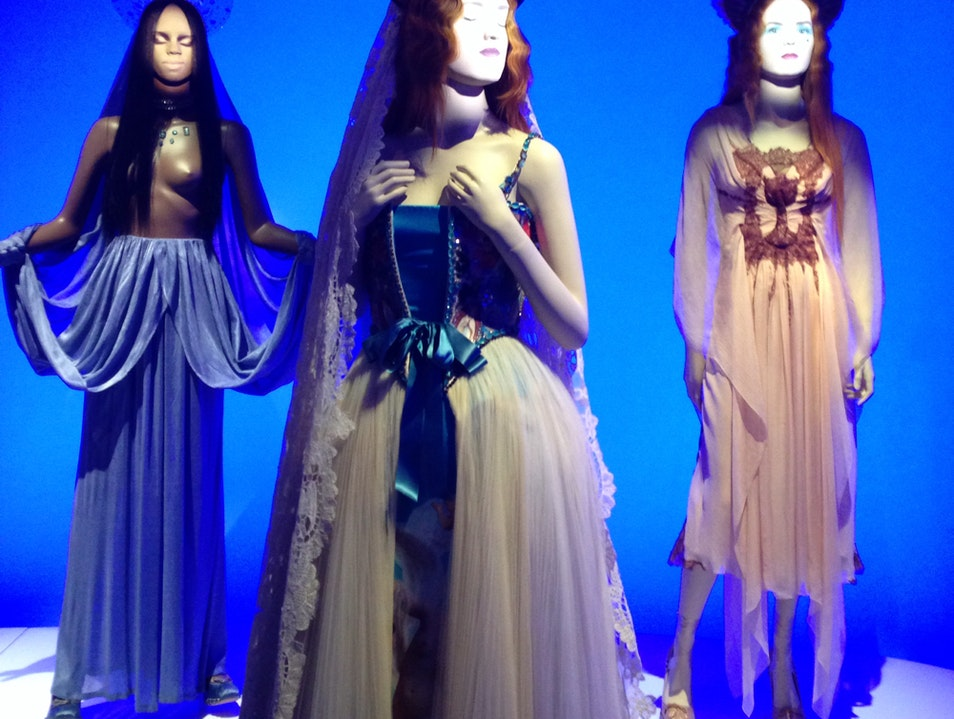 Check Out The Work Of Jean Paul Gaultier At Brooklyn Museum