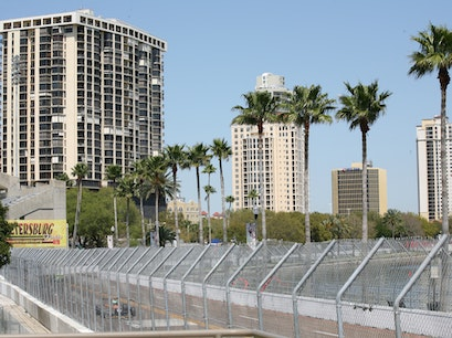 Grand Prix of St. Petersburg St. Petersburg Florida United States