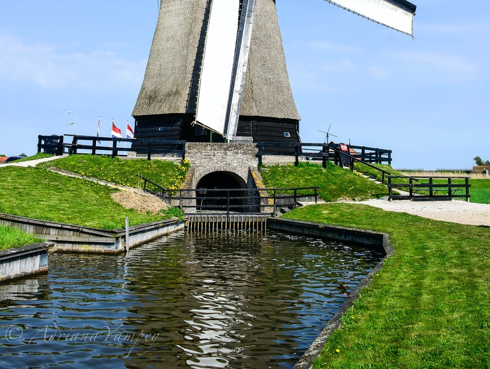 A top class museum below sea level Schermerhorn  The Netherlands