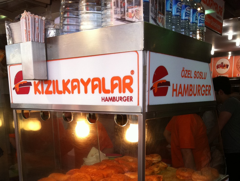 The Quintessential Istanbul Snack Istanbul  Turkey