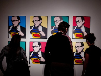 The Andy Warhol Museum Pittsburgh Pennsylvania United States