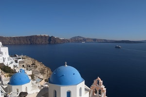 Santorini Island in Photos